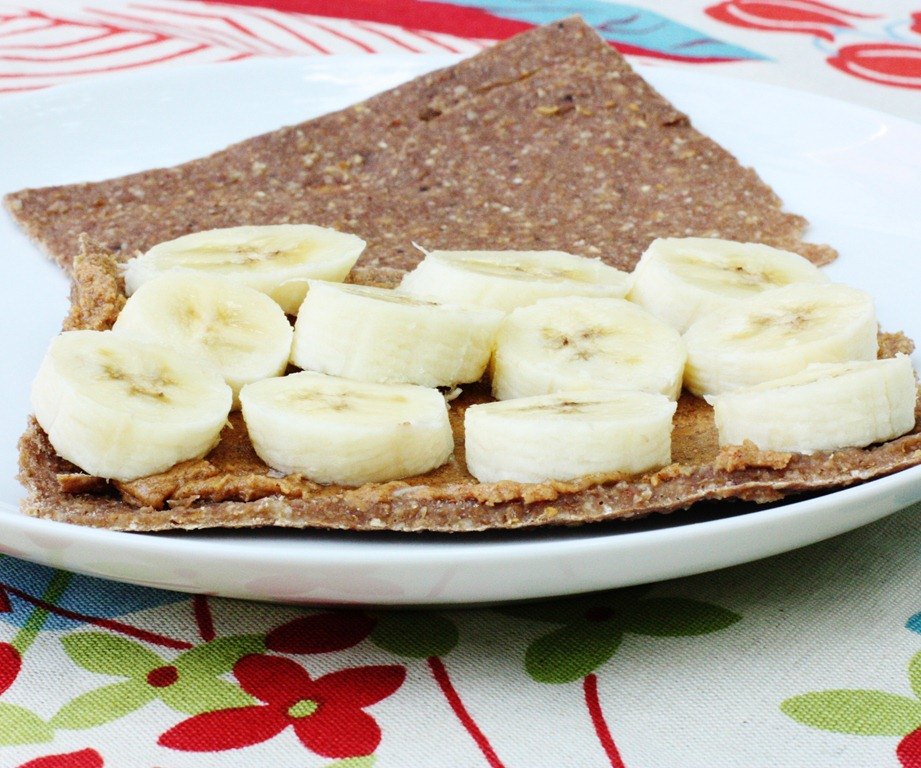 Heat Free Banana Oat Bread (high raw or raw, vegan, gluten free if you ...
