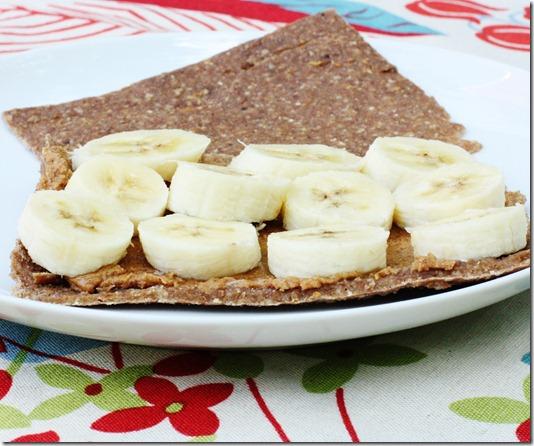 raw banana oat bread