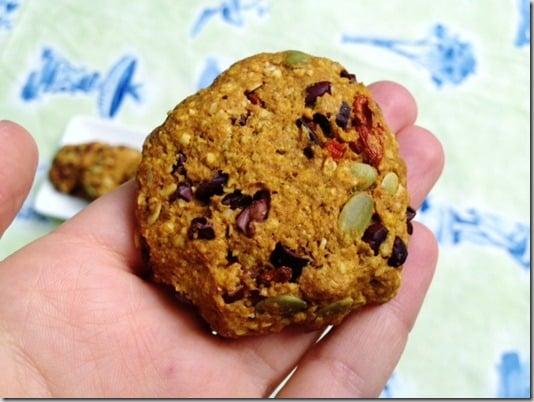 superfood oatmeal cookies