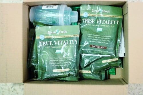 true vitality protein