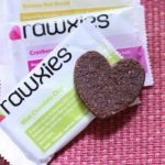 Raw, Vegan Snack Cookie Giveaway! Win a 12 Pack of Rawxies Today.