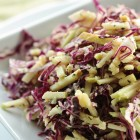 cabbage apple sesame slaw