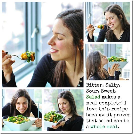 Gena Salad Tude Submission