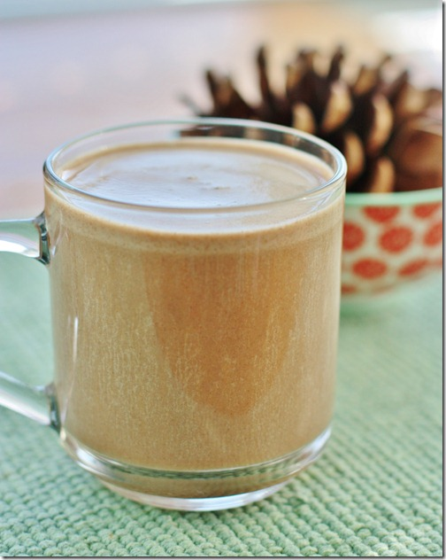 Raw, Vegan Chai Spiced Hot Chocolate (raw, vegan, gluten free, soy ...