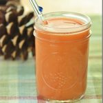 Festive Sweet Potato Vegetable Juice