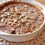 Toasted Almond Quinoa Bake