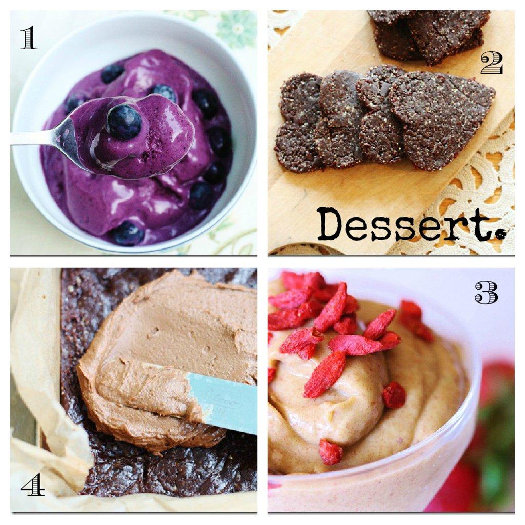 PicMonkey Collage dessert
