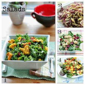 PicMonkey Collage salads