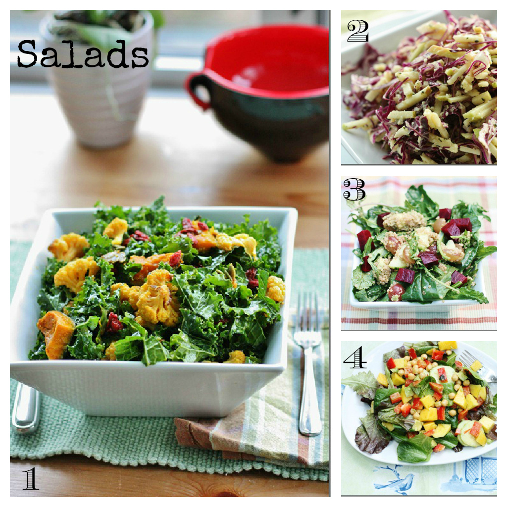 PicMonkey Collage salads