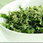 Super Crunchy Spirulina Quinoa