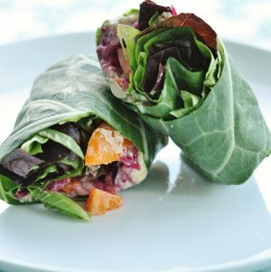 Hemp Hummus, Pickled Beet, and Collard Green Wrap; Our Hen House Advisory Board Announcement