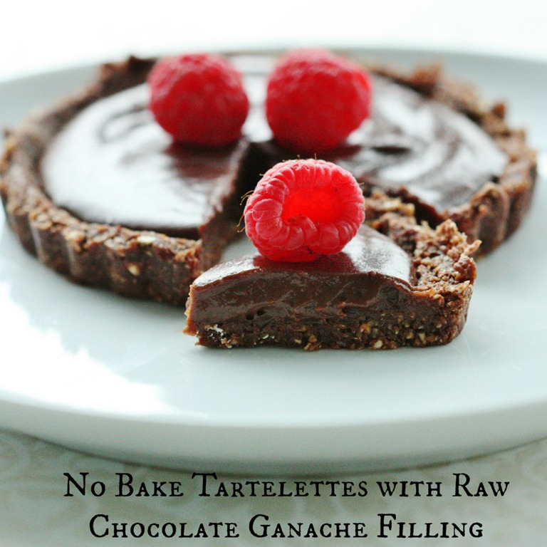... with Raw Vegan Chocolate Ganache Filling | The Full Helping