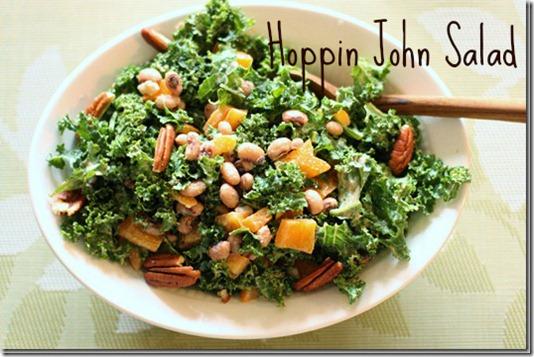 hoppin salad