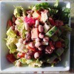 Speedy Black Eyed Pea Salad