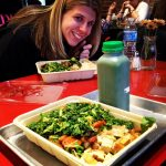 Snapshots from Home, Yoga with Theodora, and Lunch at Dig Inn