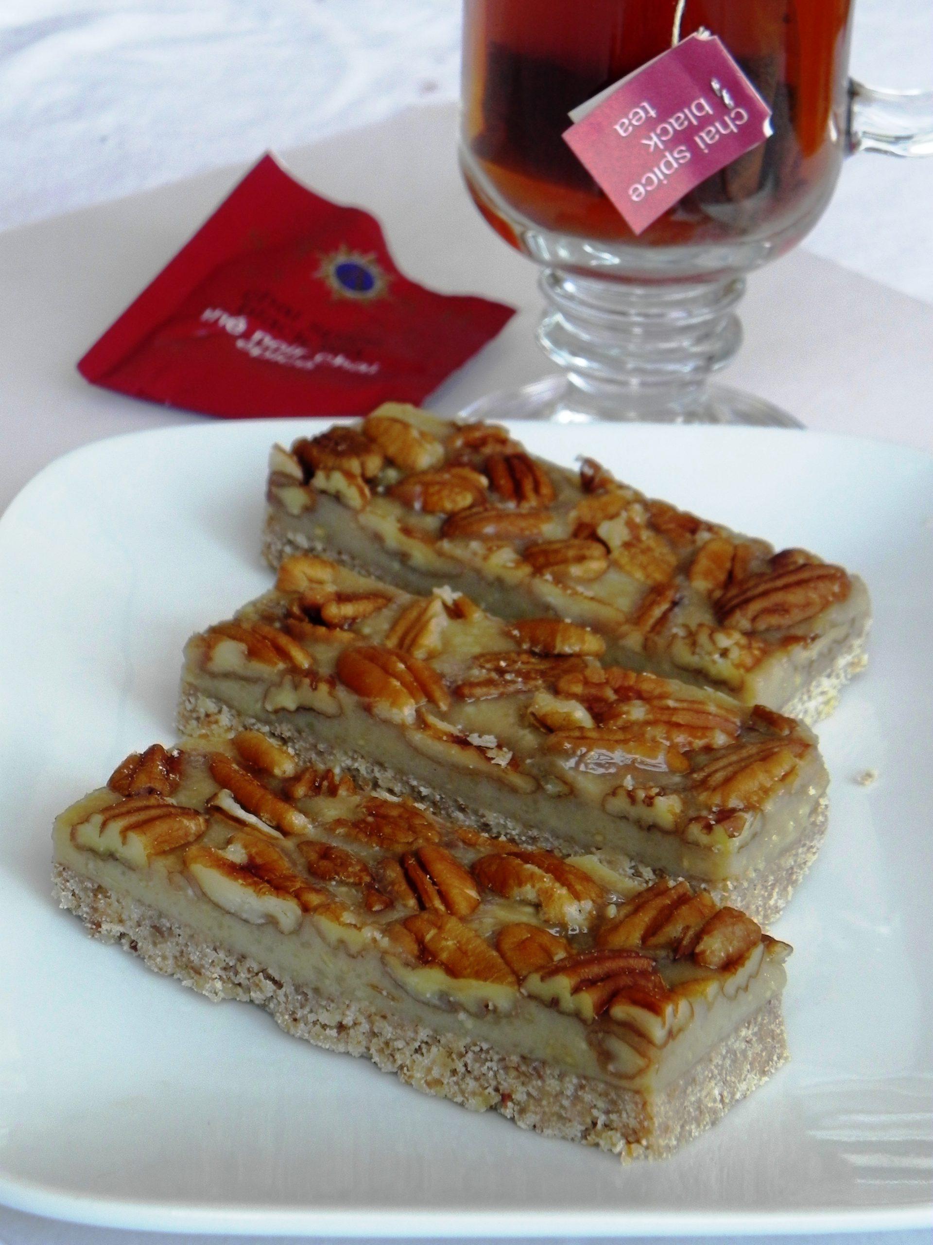 ASF Pecan Chai Spice Bars (0) ASF copy