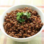 Savory Spiced Tamarind Lentils