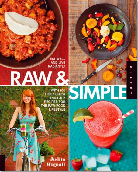 Book review raw simple by judita wignall plus raw vegan rawandsimple1 forumfinder Image collections