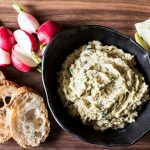 Lemony White Bean Dip with Herbs
