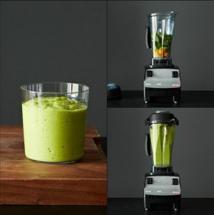 My Favorite Green Smoothie with Avocado