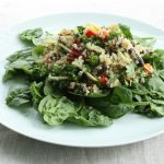 Vegan Lunch: My Favorite Quinoa Confetti Salad