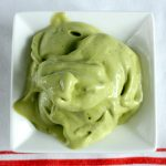Two Ingredient Vegan Matcha Green Tea Ice Cream