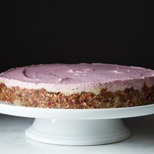The New Veganism: Raw Vegan Strawberry Vanilla Cheesecake