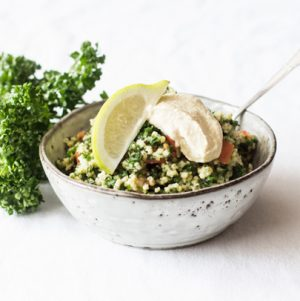 Millet tabouli | The Full Helping