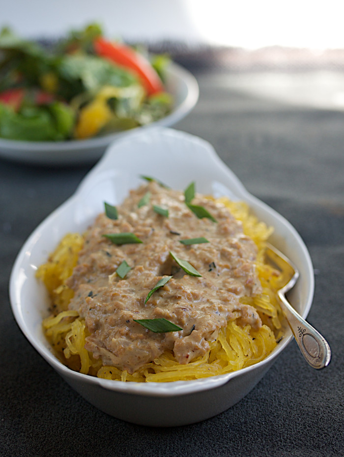 spaghetti-squash-with-roesmary-bolognese-700x930