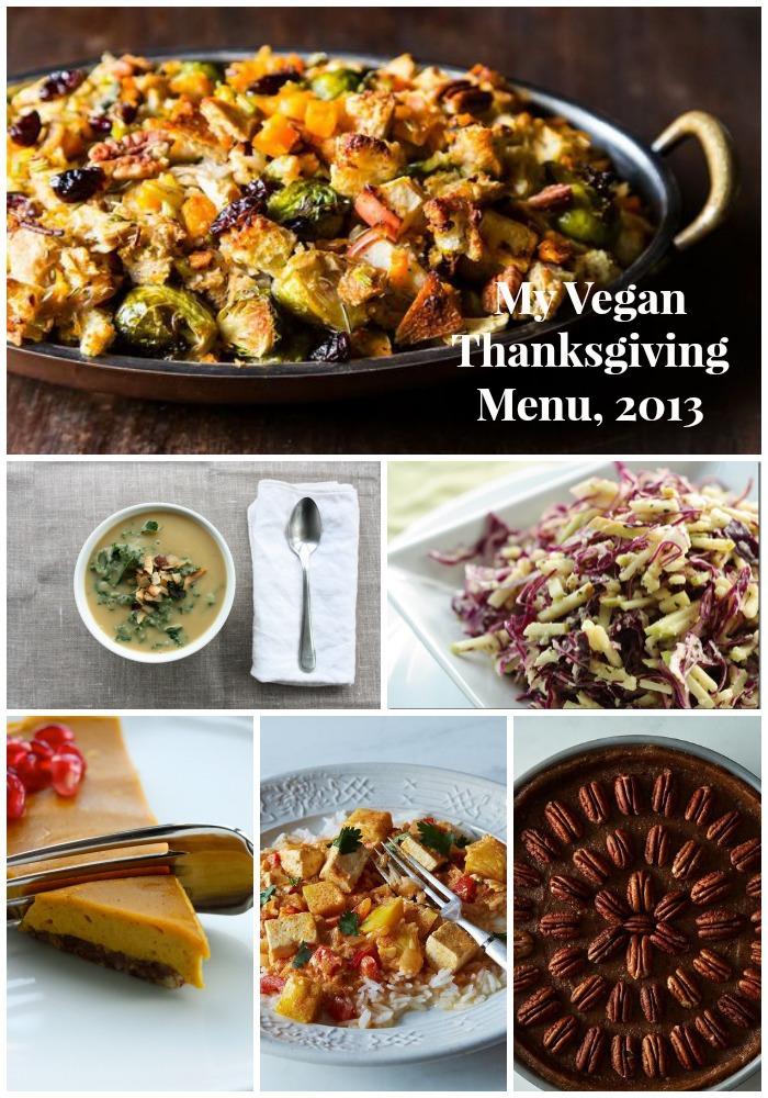 Thanksgiving 2013 collage
