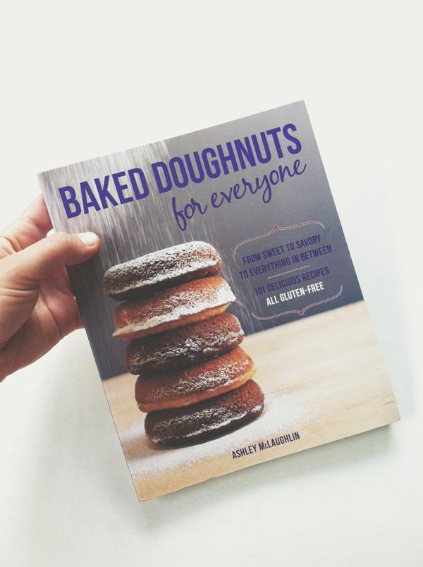 baked doughnuts for everyone ash