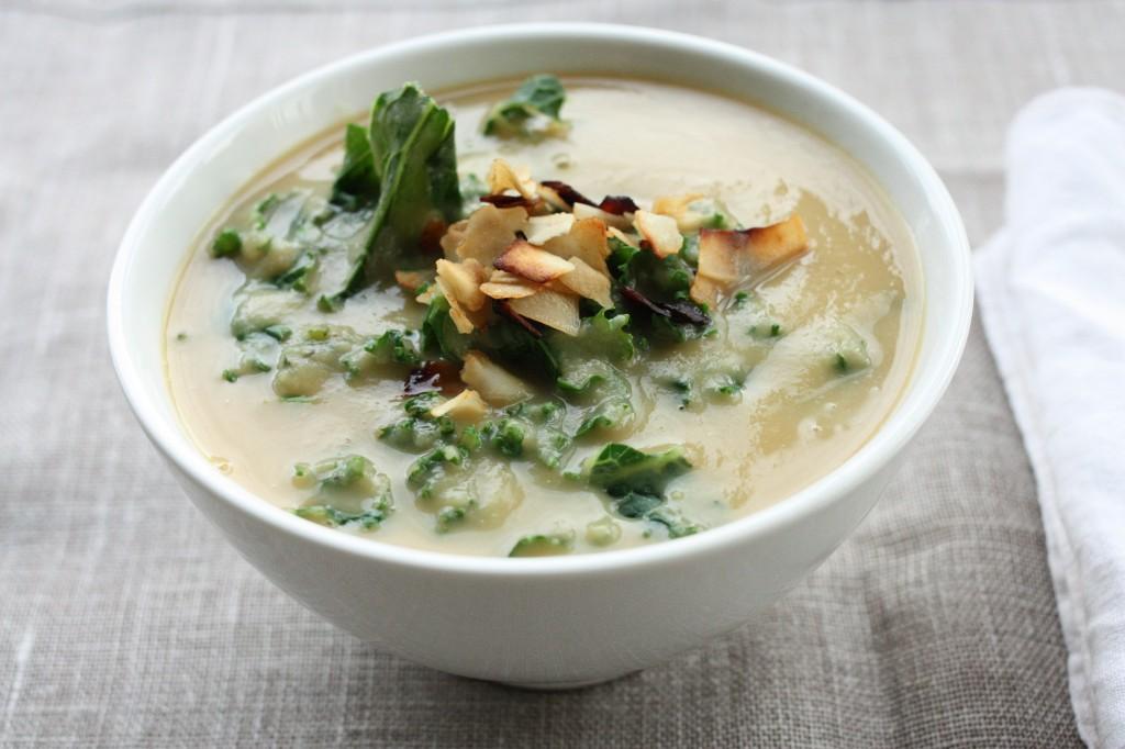 rutabaga kale soup 4