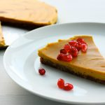 Easy No Bake Vegan Pumpkin Pie (Mostly Raw, Gluten Free, Soy Free)