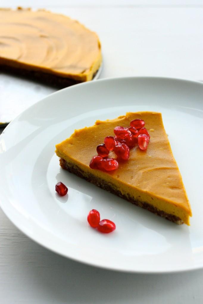 vegan no bake pie header