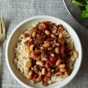 The New Veganism: Vegan Hoppin' John Recipe