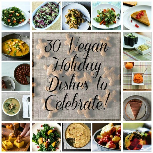 2013 Vegan Holiday Recipes
