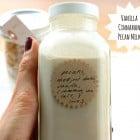 Cinnamon pecan milk header 2