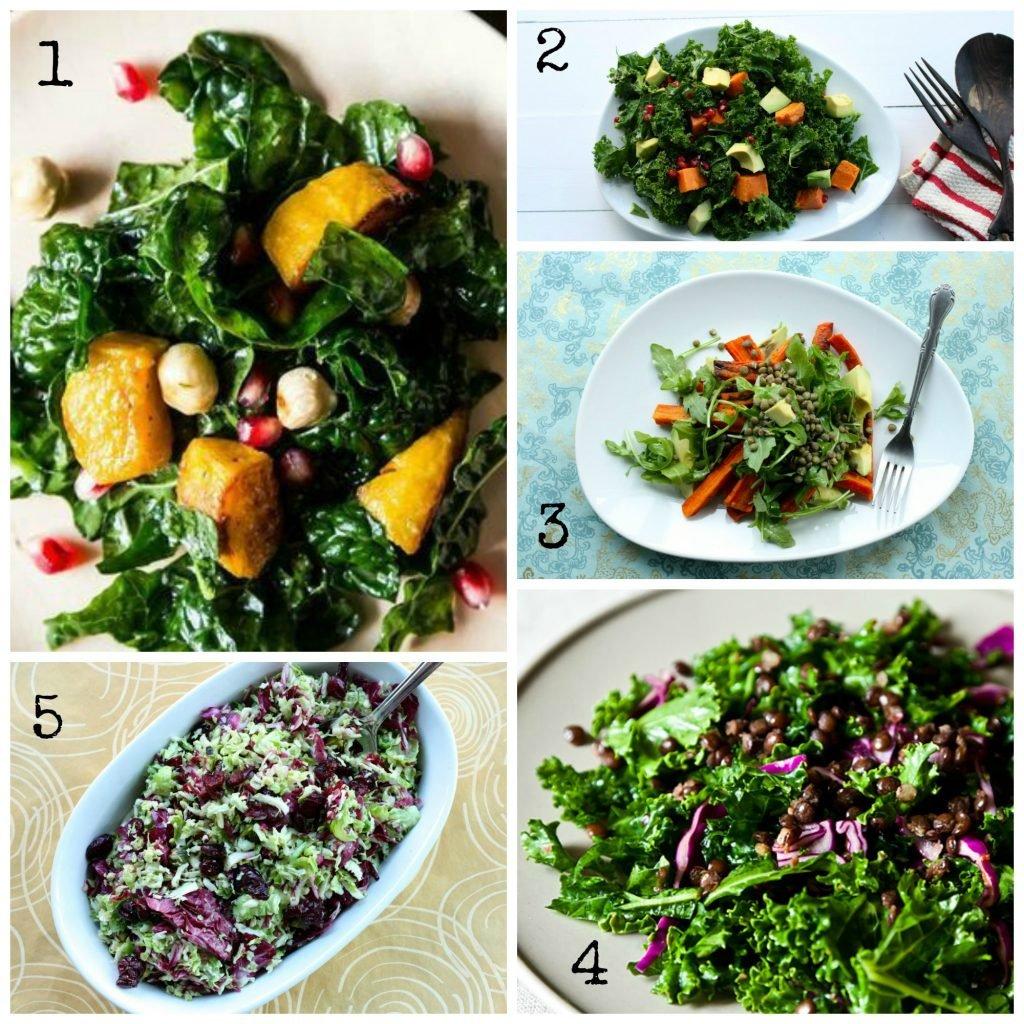 Xmas Salads Vegan