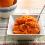 Sunny Butternut Squash and Sweet Potato Mash (With Citrus Power!)