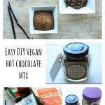 Edible Giving: Easy, DIY Vegan Hot Chocolate Mix