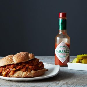 The New Veganism: Lentil Sloppy Joes
