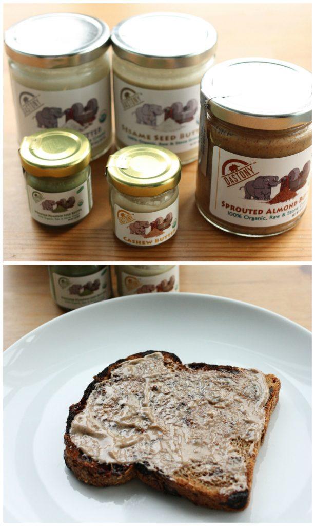 Dastony nut butter