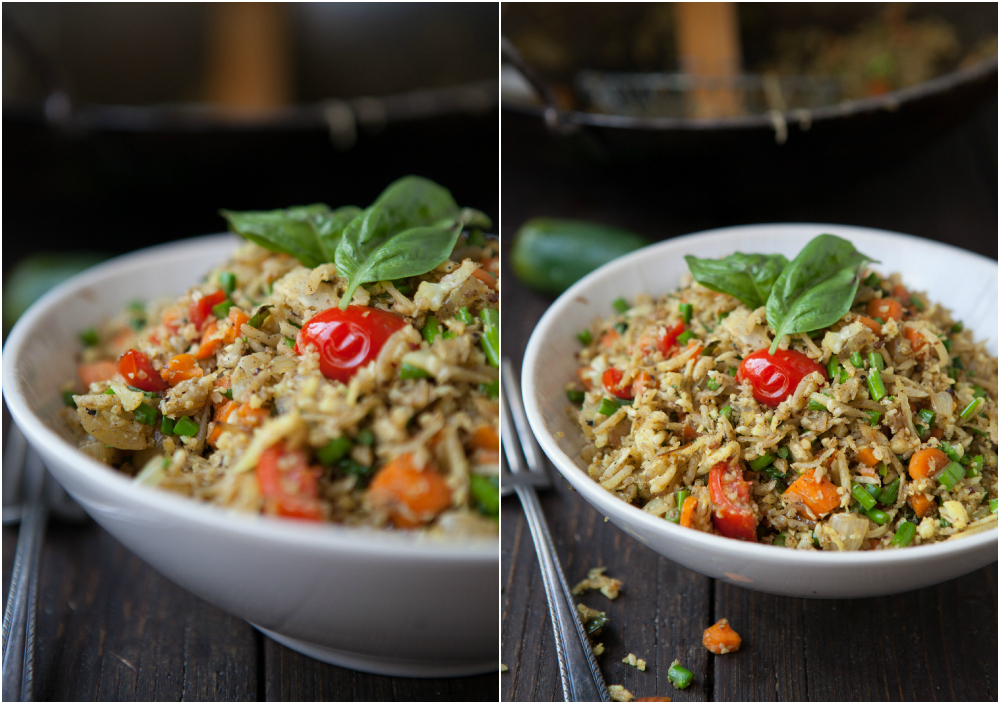 masala rice Collage