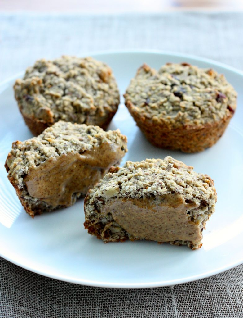 banana protein muffin vegan header