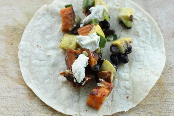 ... enchiladas and my wintery quinoa mushroom and kale enchiladas as