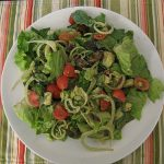 Avocado, Fennel, and Cherry Tomato Salad — And a Rejoinder
