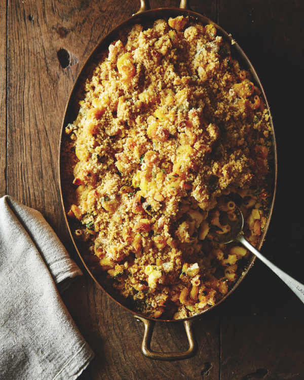Food52 Vegan_Butternut Squash Mac and Cheese