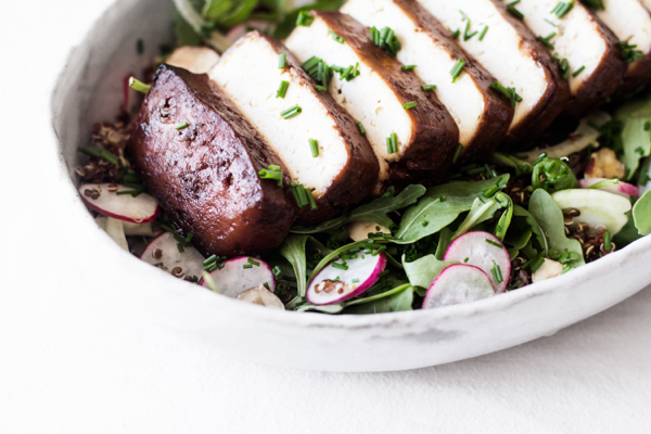 Quinoa Citrus Salad with Smoked Tofu   The Full Helping