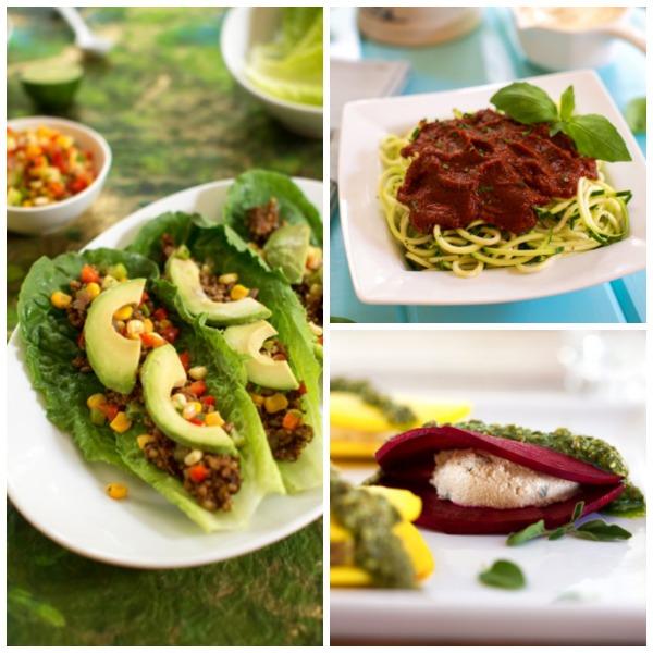 savory recipes // Choosing Raw