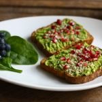 Avocado Superfood Breakfast Toast